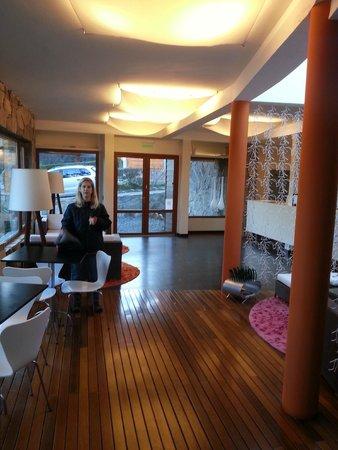 Rochester Hotel Bariloche: Lobby
