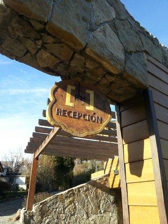 Rochester Hotel Bariloche: Recepción
