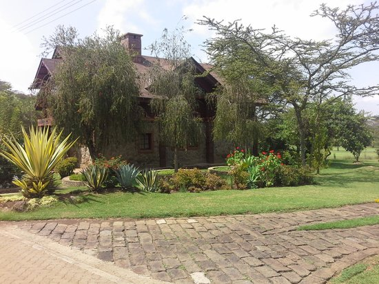 Great Rift Valley Lodge & Golf Resort: Our home