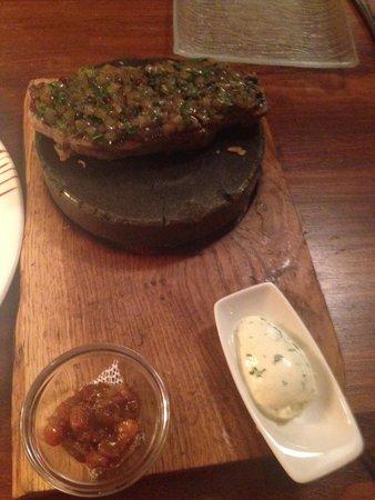 The Rustic Stone : Steak