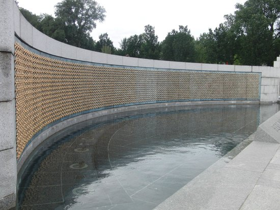 National World War II Memorial: Soldiers Memorial