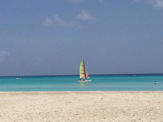 Melia Las Antillas: hotelowy katamaran (1 rejs w cenie)
