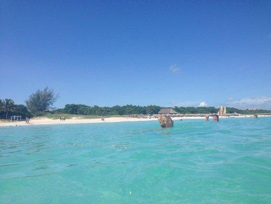 Melia Las Antillas: Plaża