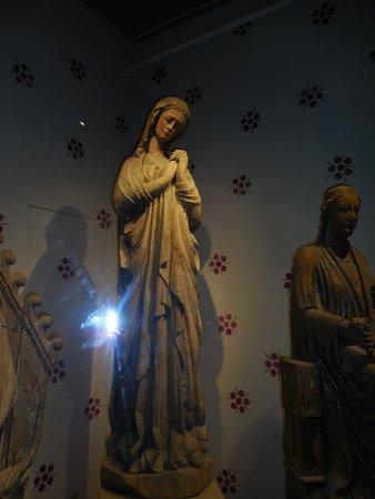 Museo Gotland: statue
