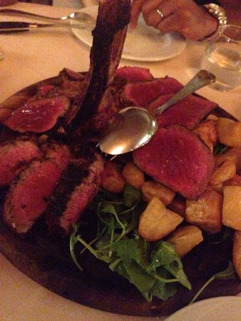 Parione: All steaks cooked raw, even after you e asked them to cook it well done!!!