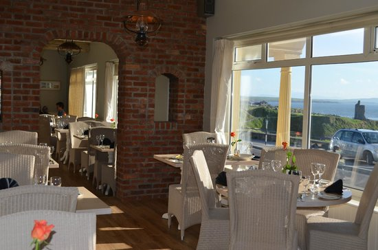 Cliff House Hotel: Dining room