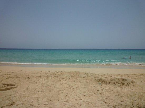 Jandía: the sea!