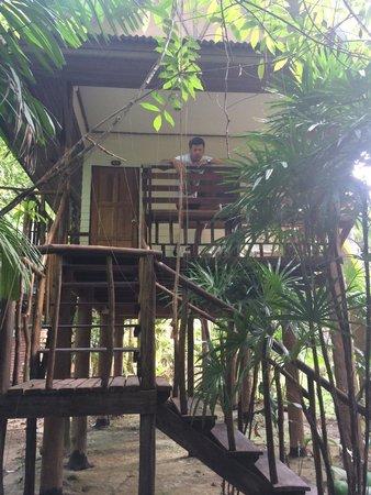 Aonang Cliff View Resort: бунгало