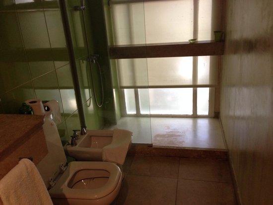 Rendez Vous Hotel Buenos Aires: La douche