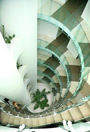 Eolian Milazzo Hotel: Scale interne