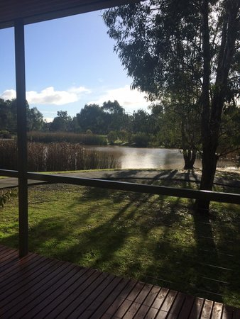 Moama on Murray Resort: View from our unit