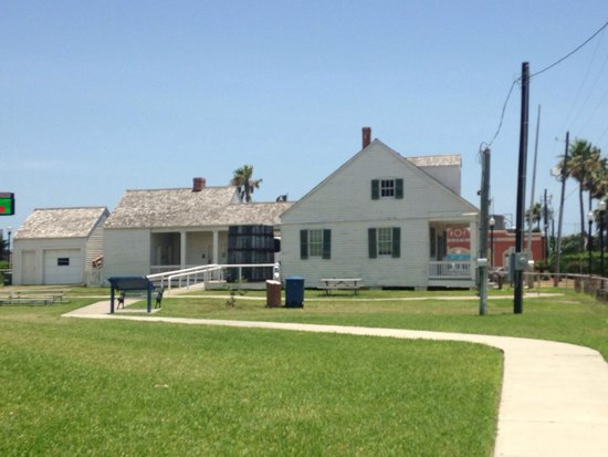 Port Isabel Lighthouse : Operator's house