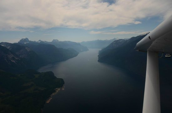 Sea to Sky Air : Jervis Inlet