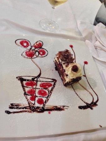 El Tall a Taula : Le dessert