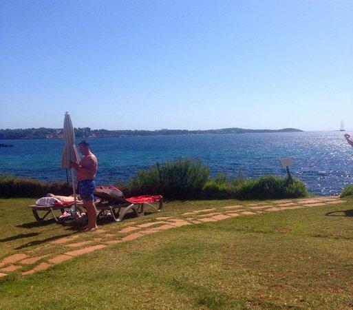 Sol Beach House Ibiza : Gardens