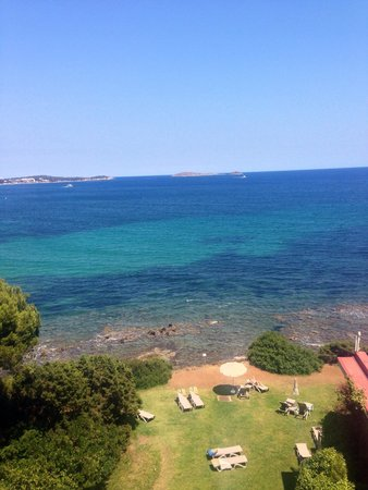 Sol Beach House Ibiza : Sea view