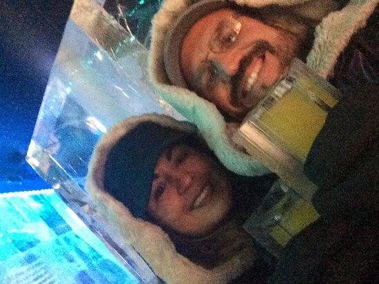 ICEBAR by ICEHOTEL Stockholm : drink