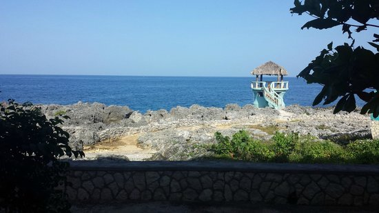 Negril Escape Resort & Spa: Beautiful view from the room