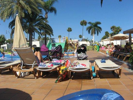 HD Parque Cristobal Gran Canaria: kids pool