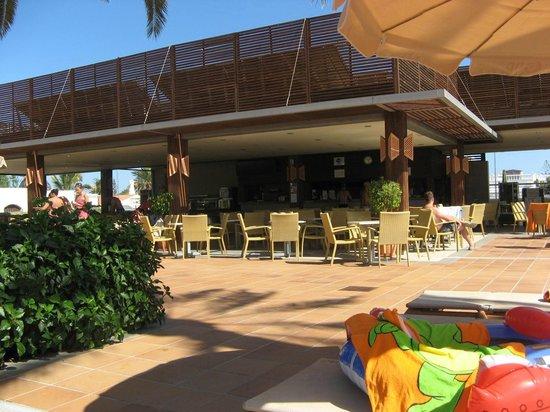 HD Parque Cristobal Gran Canaria: kids pool restuarant
