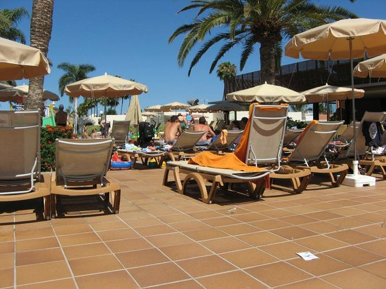 HD Parque Cristobal Gran Canaria: Kids Pool area