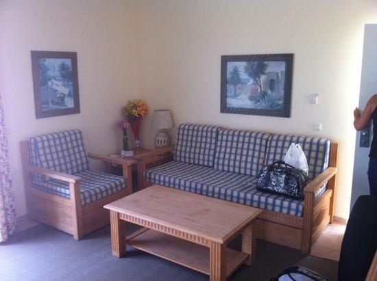 Vitalclass Lanzarote Sport & Wellness Resort: living room