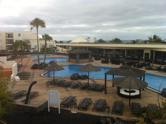 Vitalclass Lanzarote Sport & Wellness Resort: pools