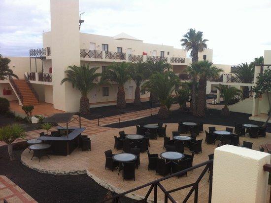 Vitalclass Lanzarote Sport & Wellness Resort: sitting area