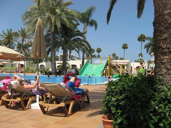 HD Parque Cristobal Gran Canaria : Kids Pool Area