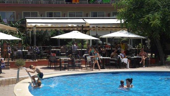 Hotel Helios Mallorca: La piscine