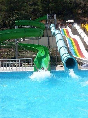 Orka Sunlife Hotel: Water Slides