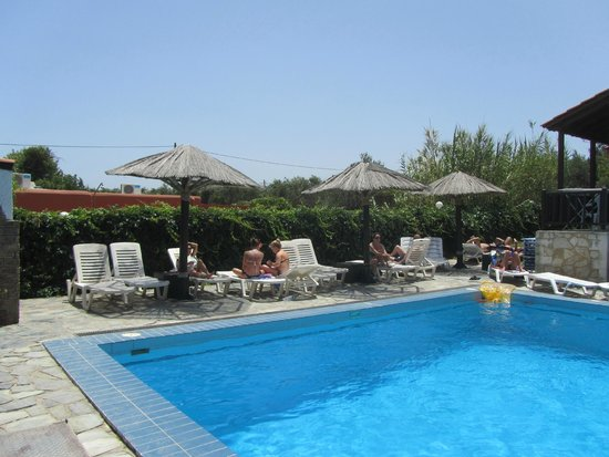 Ledra Maleme: Pool