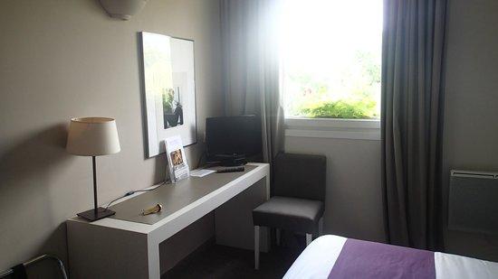 Hotel Les Jardins d'Adalric: Chambre classique