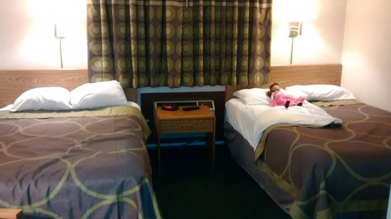 Super 8 Kenmore/Buffalo/Niagara Falls Area: Room 106