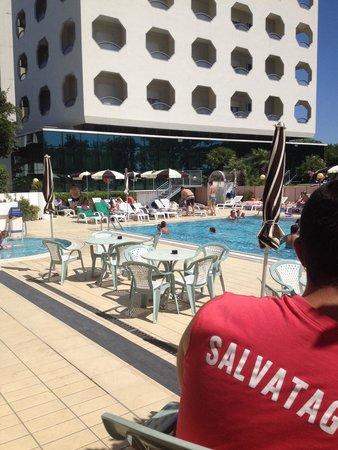 San Pietro Hotel: Grande bagnino!!!!!