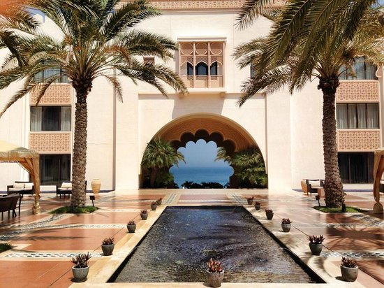 Shangri-La Al Husn Resort & Spa: Hotel Area