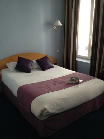 Hotel France Albion : habitacion
