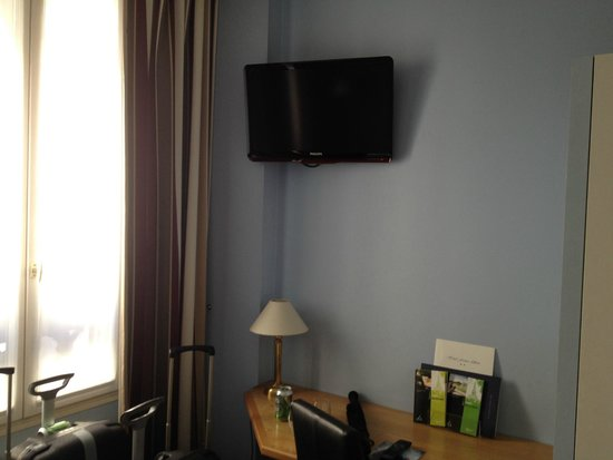 Hotel France Albion: habitacion