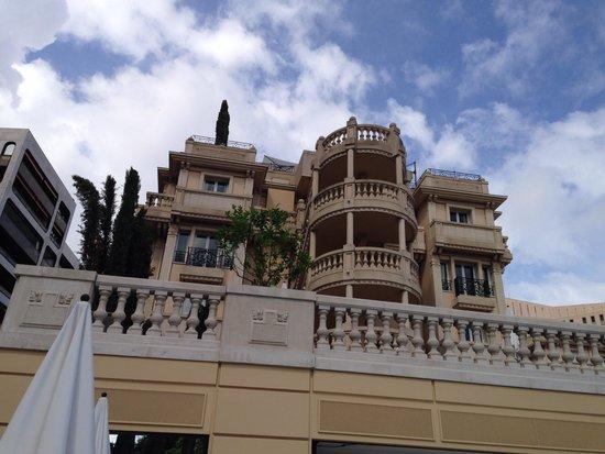 Hotel Metropole Monte-Carlo: Hotel metropole monaco
