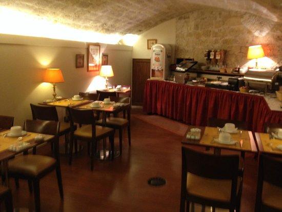 Hotel France Albion: desayuno