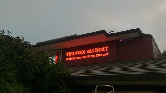 The Fish Market: fish market