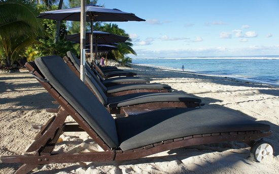 Manuia Beach Resort: Room for everyone