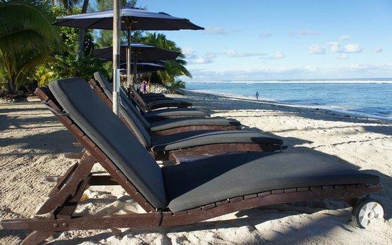 Manuia Beach Resort : Room for everyone
