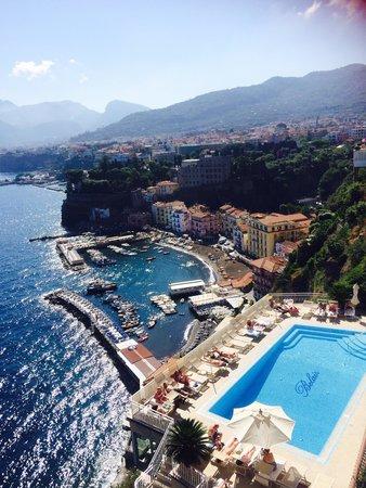 Hotel Belair : Pool view