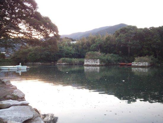 Tshimahan Ofunae Remain: 13.10.13【対馬藩お船江跡】外観②