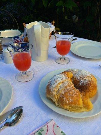 Il Giardino Incantato Bed and Breakfast : Delicious!