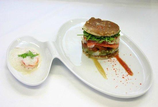 L'Atlantide: Mac Guého, Jean-Yves Gueho revisite le burger