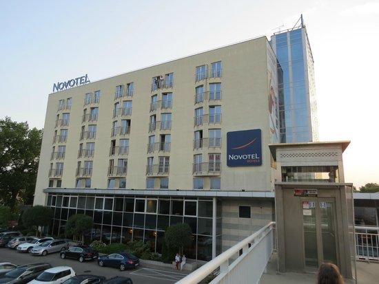 Novotel Warszawa Airport: hotel