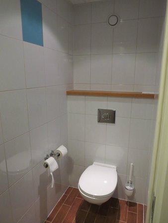 Novotel Warszawa Airport: toilet