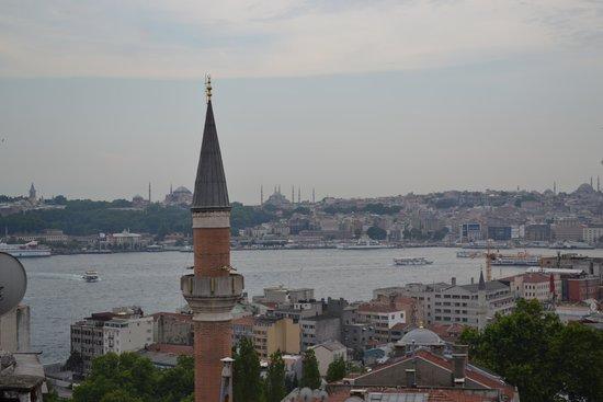 Witt Istanbul Suites: Bosphorous, and Saint Sophia